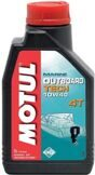 Масло Motul 4Т Technosynthese Outboard Tech 10x40 (1L)